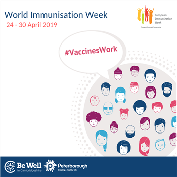 World Immunisation Week 2019